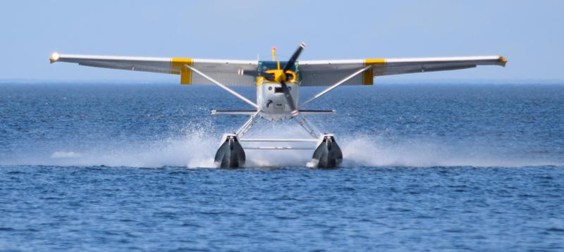 Photo Gallery: Martin Mars Dwarfs The Seaplane Base At Oshkosh.