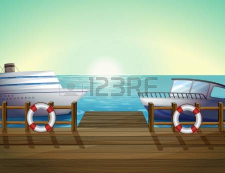 9,627 Sea Port Stock Vector Illustration And Royalty Free Sea Port.
