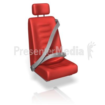 Car Seat Clip Art.