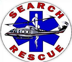 Free Search and Rescue Clipart.