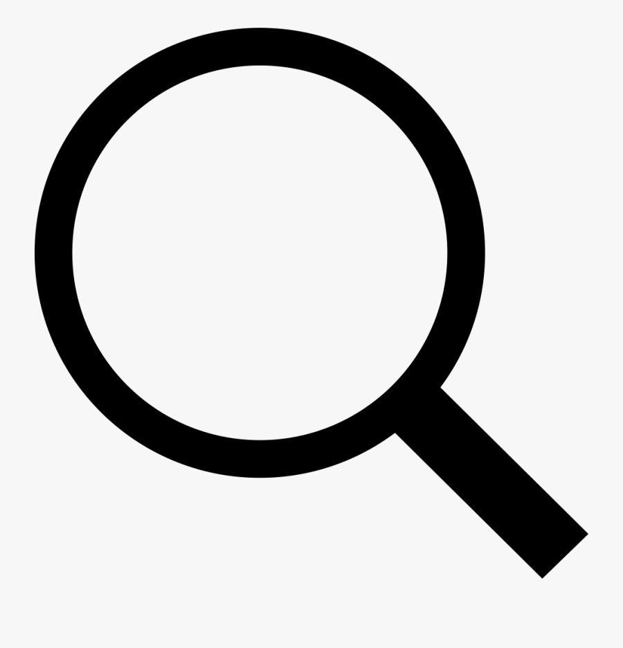 Transparent Magnifying Glass Clipart.