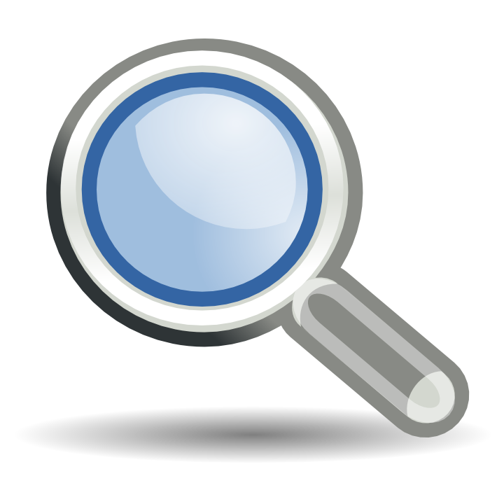 Free Magnifying Glass Icon, Download Free Clip Art, Free.
