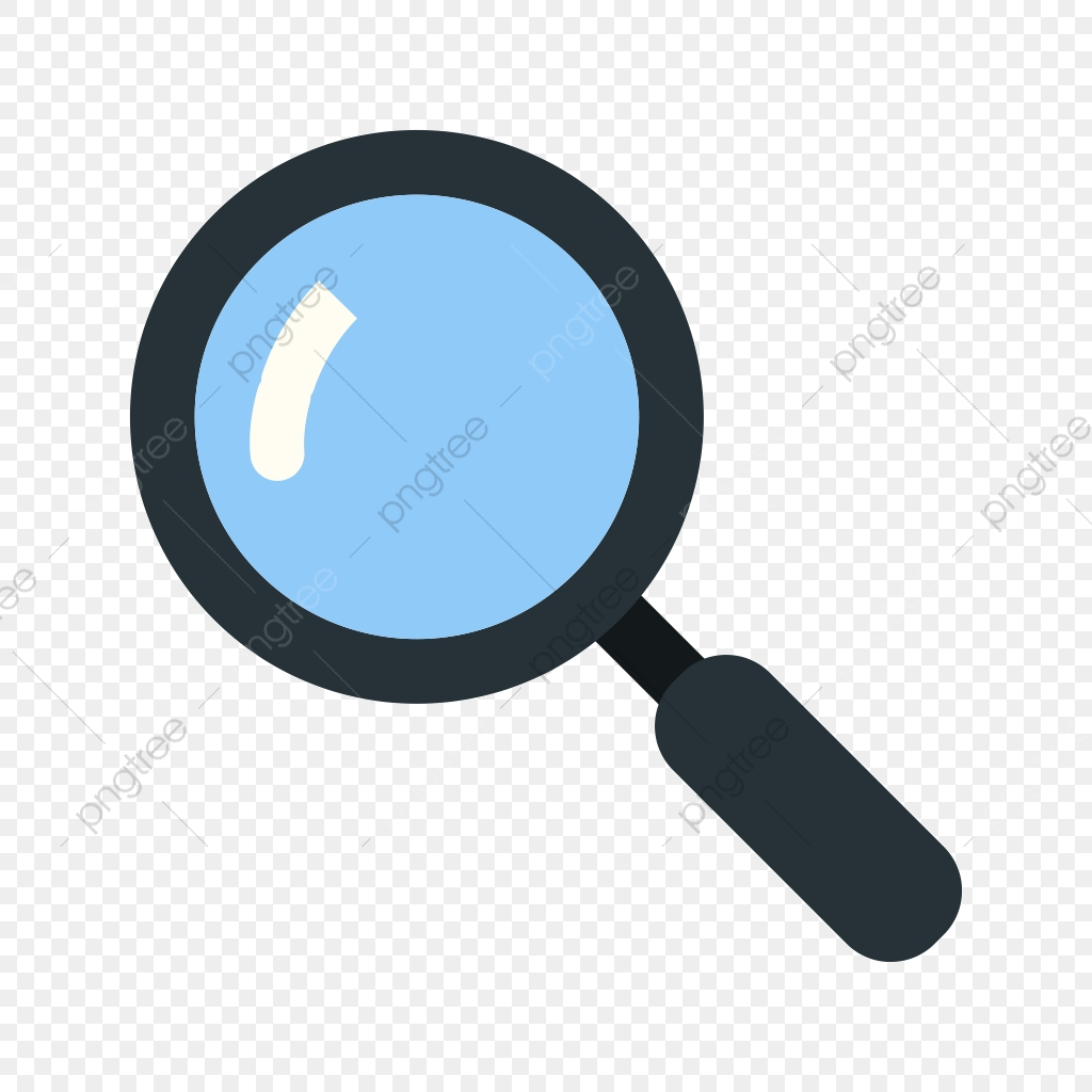 Find Vector Icon, Find Icon, Magnifying Glass Icon, Search.