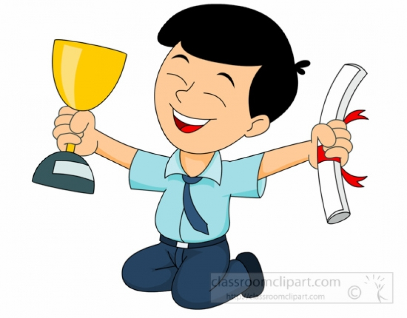 boy with trophy clipart for teachers search results search results.