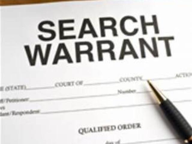 Search Warrant Cliparts 20.