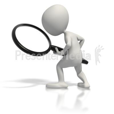 Searching Stick Figure.