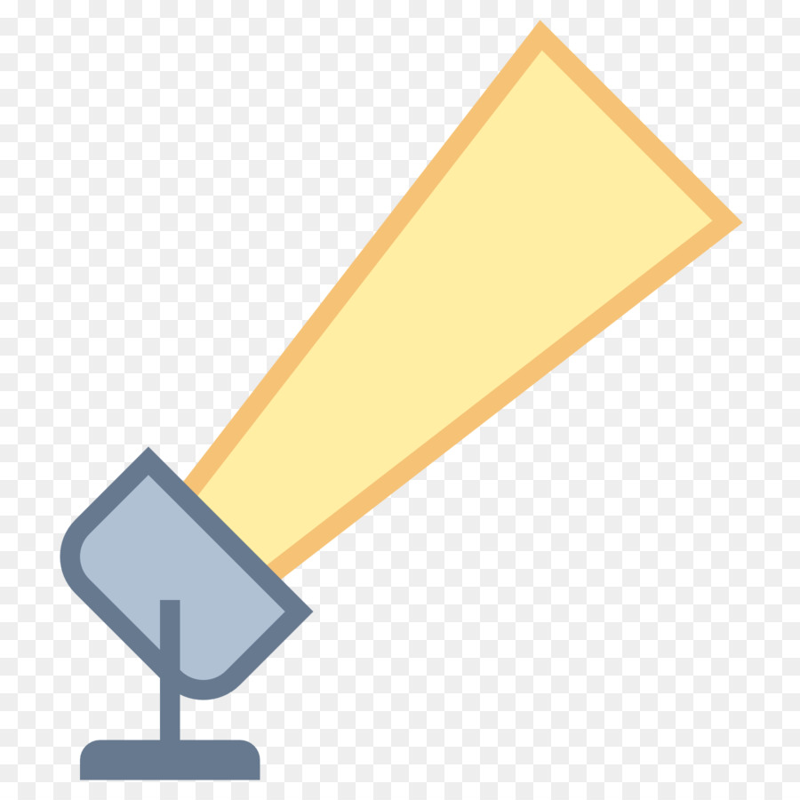 Computer Icons Searchlight Clip Art.