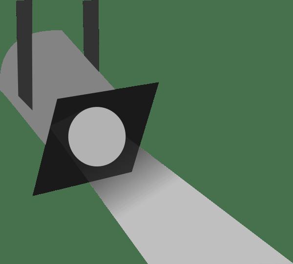 Searchlight clipart 1 » Clipart Portal.