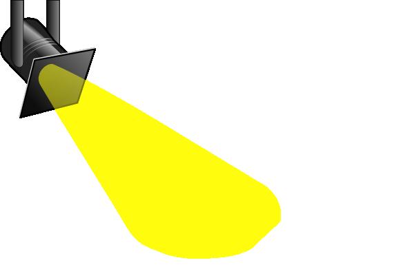 Spotlight Clip Art Free.