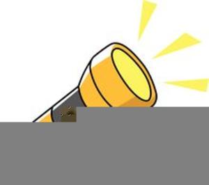 Searchlight Clipart.