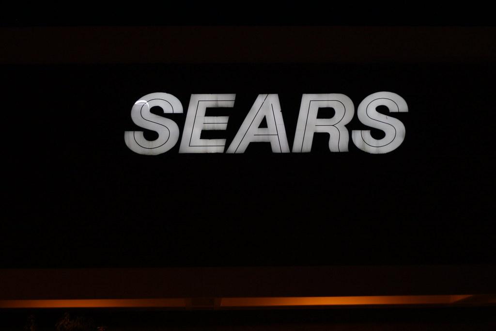 Sears logo.