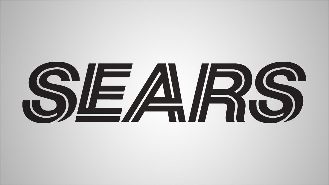 A look back at Sears logo design history.