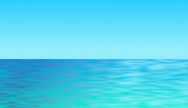 Seascape Backdrop Free Stock Photo.