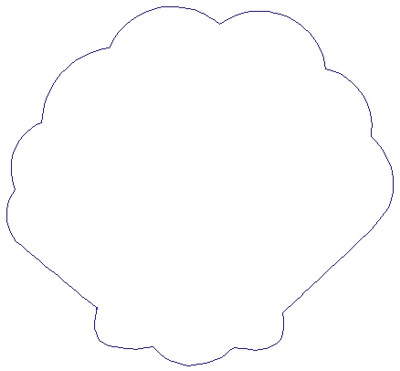 Free Shell Outline, Download Free Clip Art, Free Clip Art on.