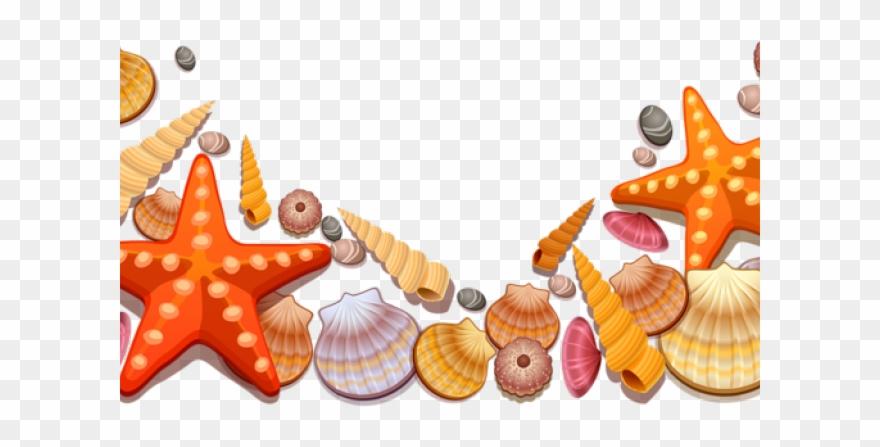 Beach Clipart Seashell.