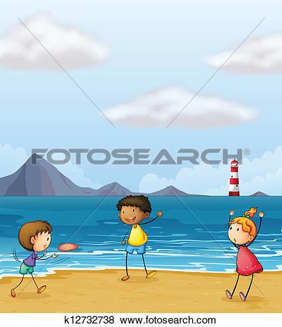 Seashore Clipart Illustrations. 3,183 seashore clip art vector EPS.