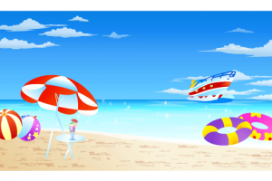 Seaside clipart » Clipart Station.