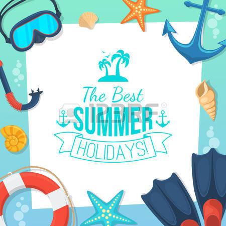 28,725 Seaside Resort Stock Vector Illustration And Royalty Free.