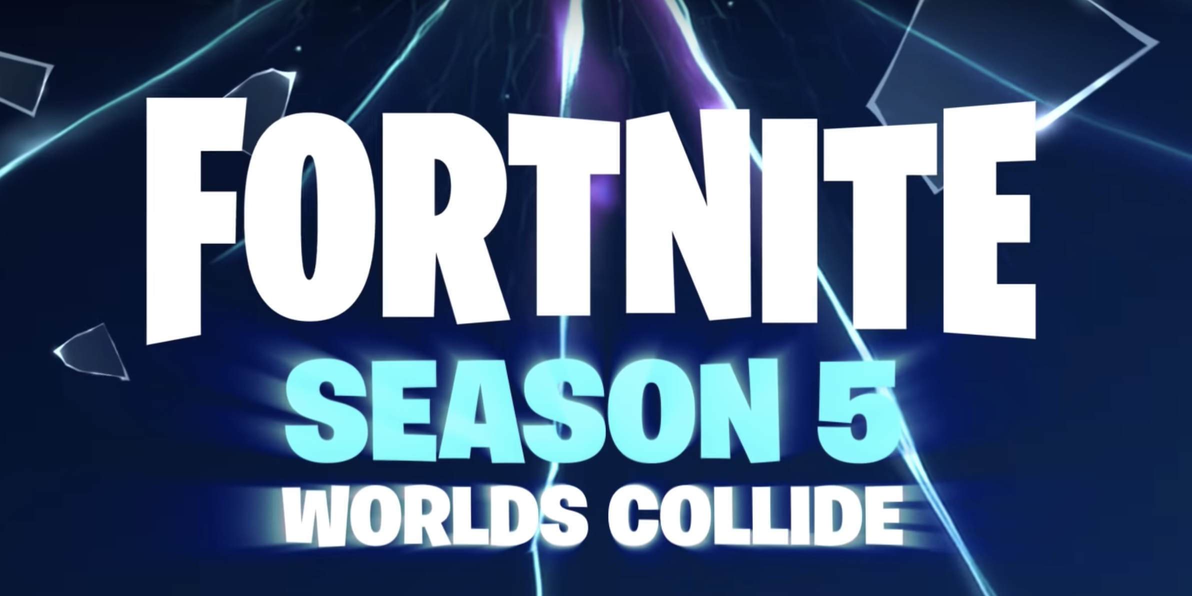 Fortnite Season 5: What to know about the Worlds Collide.