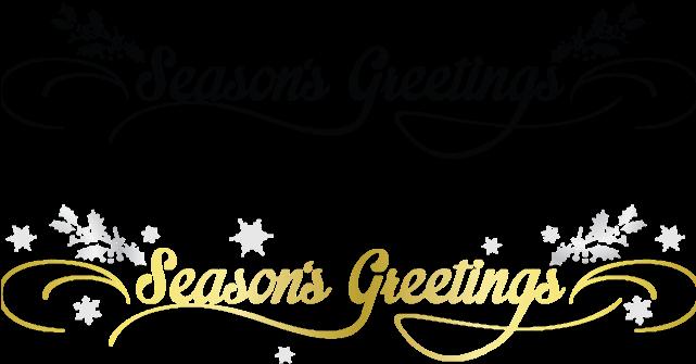 Seasons Greetings Graphics.