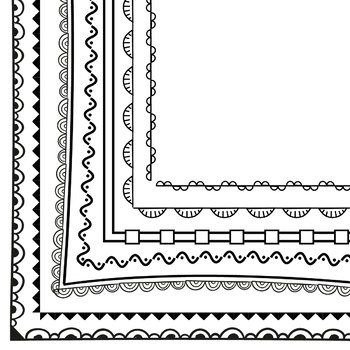 FREE Page Borders and Frames v2.