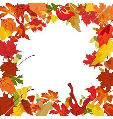 Autumn clipart borders, Picture #62274 autumn clipart borders.