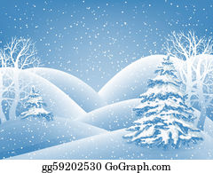 Seasonal Winter Clip Art.