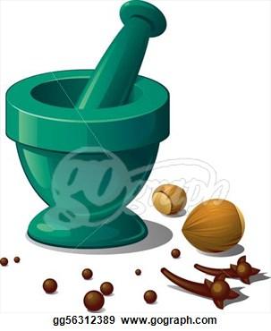 Spice Symbol Clipart.