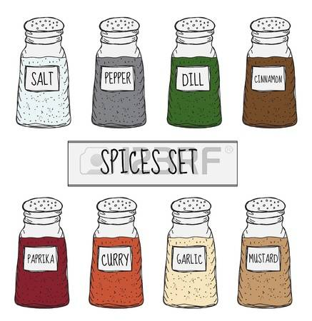 seasonings clipart clipground kitchen clip art images kitchen clip art borders
