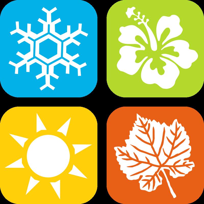 Seasons Clipart & Seasons Clip Art Images.