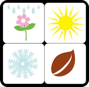 All Seasons Clipart.