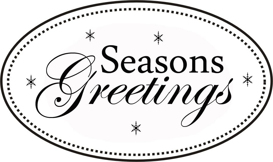 Season greetings clipart free 2 » Clipart Portal.