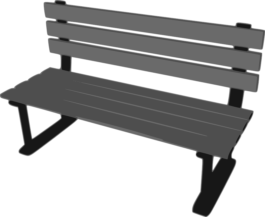 Free vector graphic: Bench, Seat, Park Bench, Sitting.