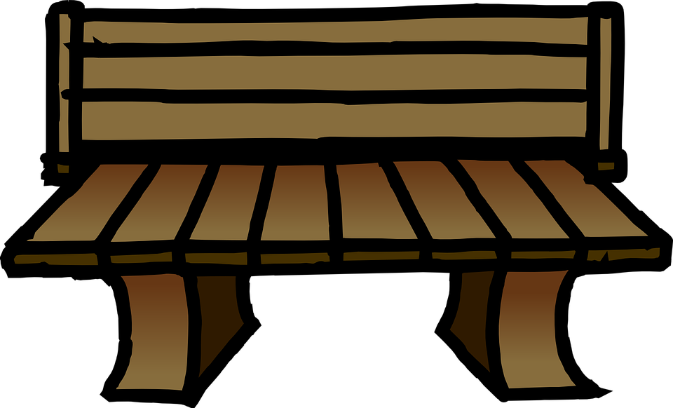Free vector graphic: Bench, Rest, Park, Seat, Sitting.