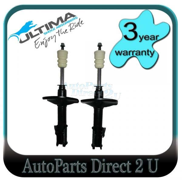 Holden Apollo JM JP (fixed seat) Front Ultima Struts/Shocks.