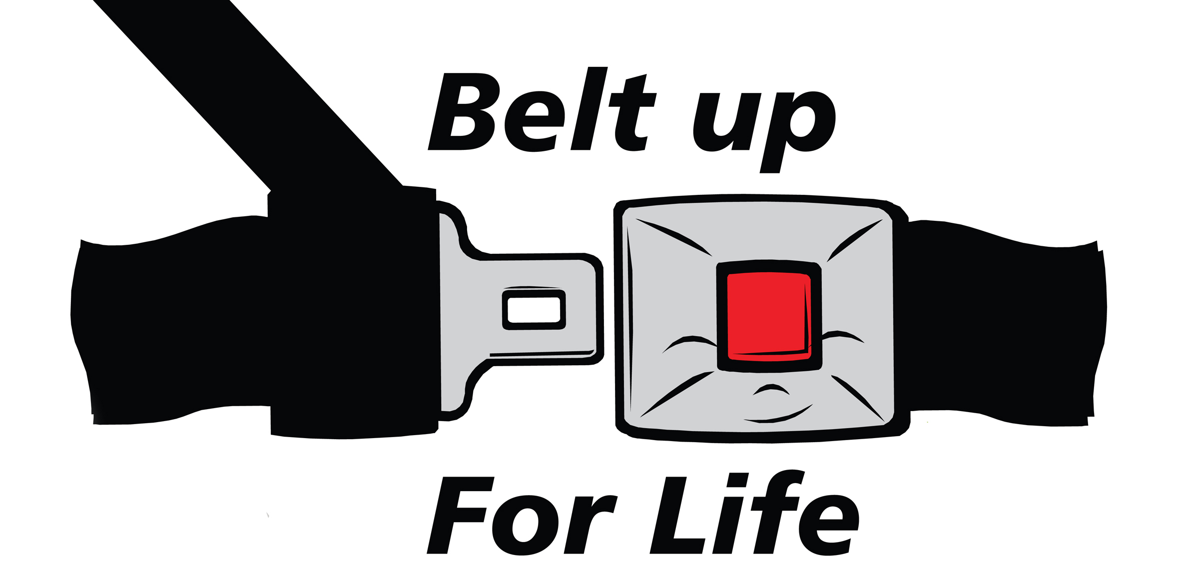 Wear seat belt clipart.