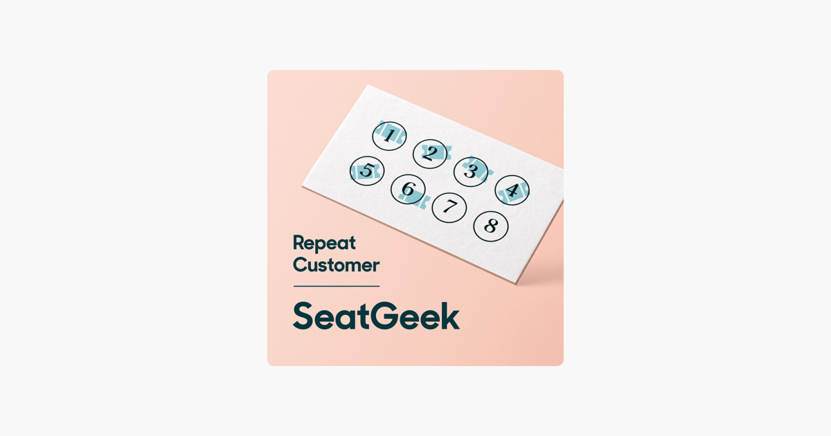 Repeat Customer: How SeatGeek Scores You Tickets To The Game.
