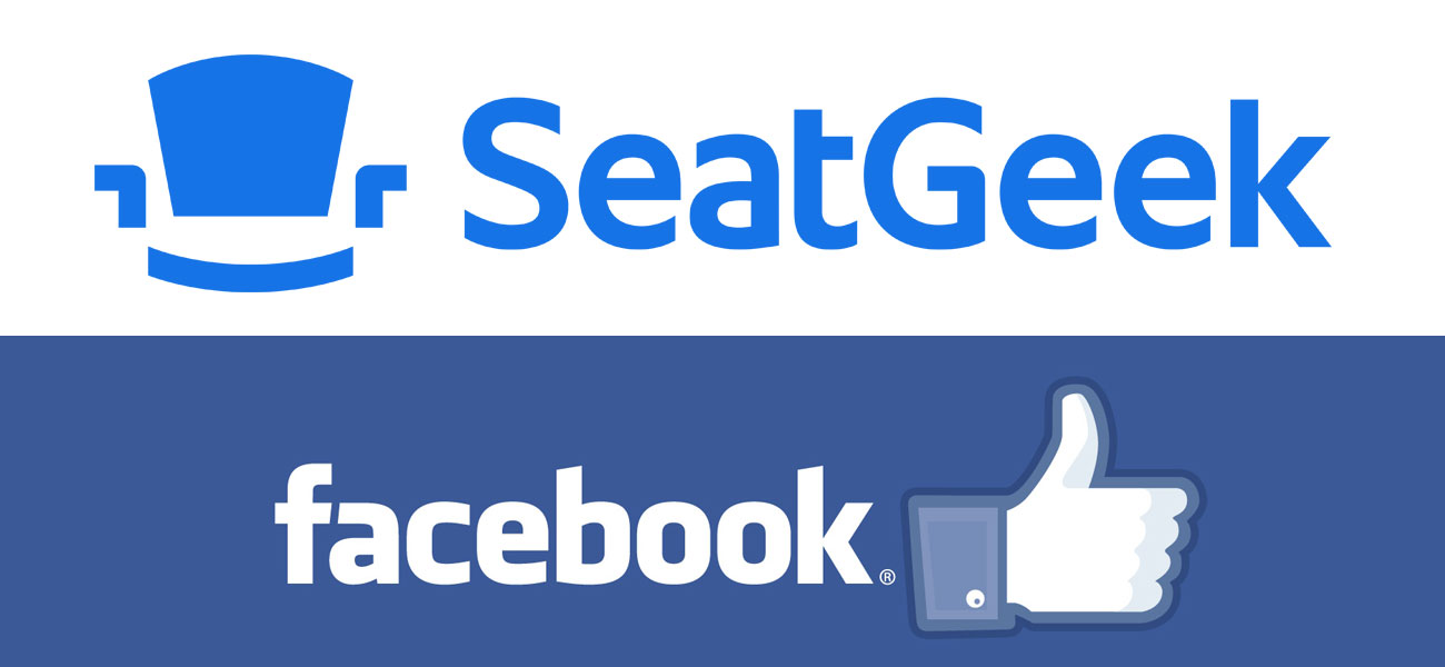 SeatGeek tickets now available directly through Facebook.