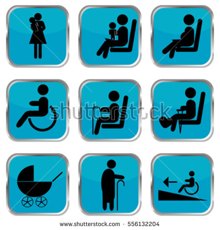 Seating Area Icon Stock Images, Royalty.