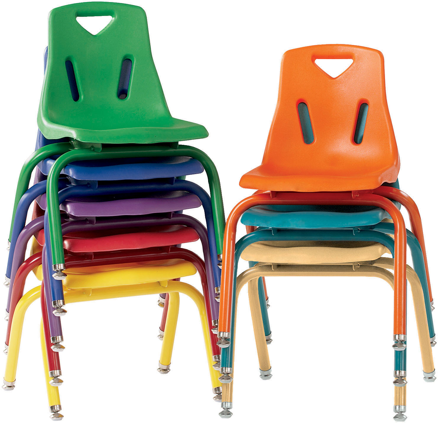 Stack chairs on table clipart free.