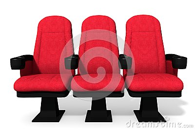 Images: Movie Theater Seats Clipart.