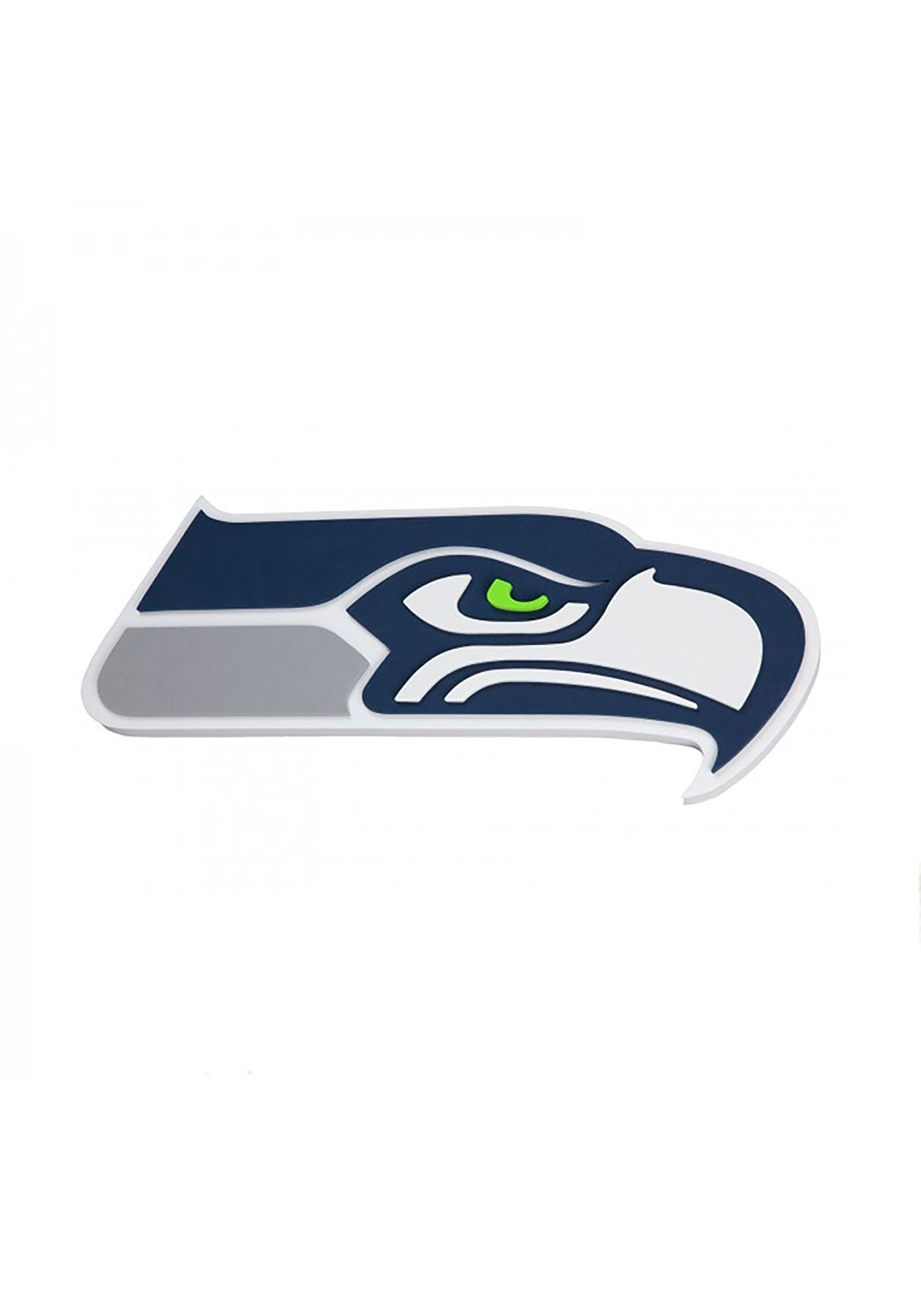 NFL Seattle Seahawks Logo Foam Sign.
