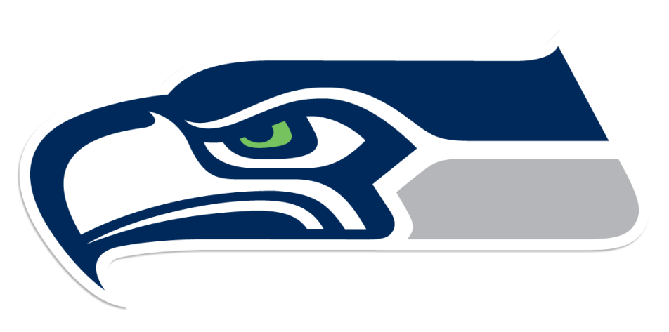 Seattle Seahawks Carolina Panthers Los Angeles Rams NFL.