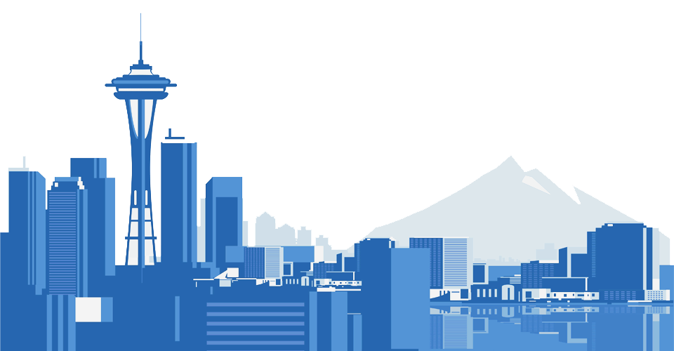 Download Free png Seattle Skyline NatCon National Council.