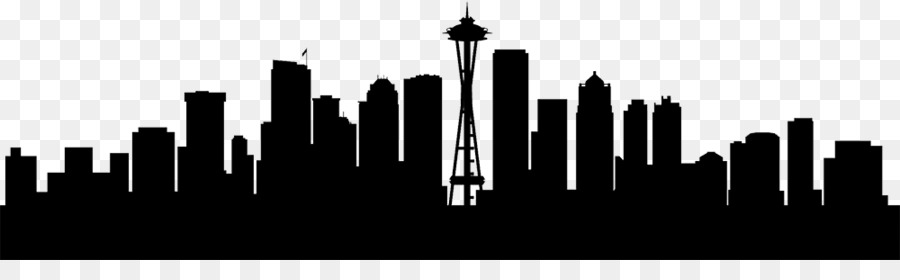 Seattle Skyline Png & Free Seattle Skyline.png Transparent.