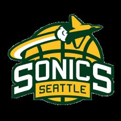Seattle Supersonics Concept Logo.