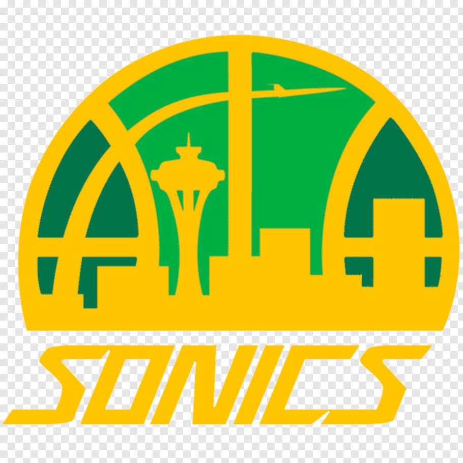 Basketball Logo, Keyarena At Seattle Center, Seattle.