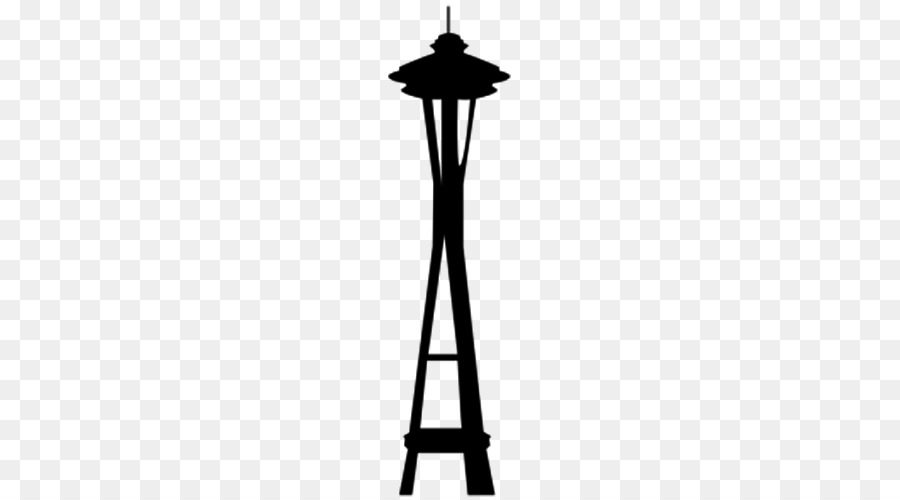 Space Needle Background clipart.