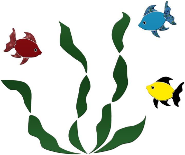 Seaweed Clip Art, Seaweed Free Clipart.