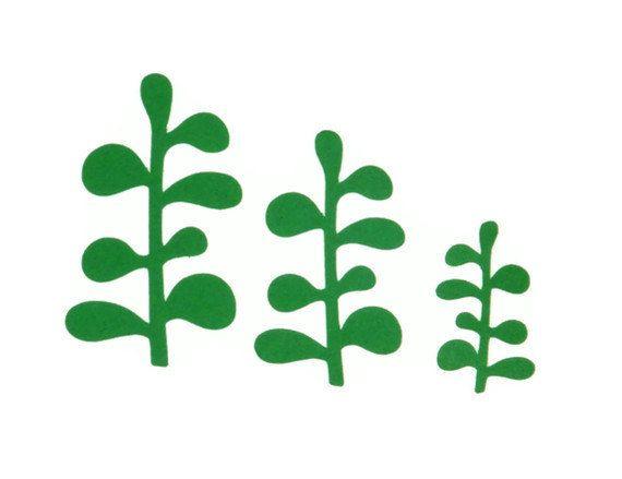 Seaweed Clipart.